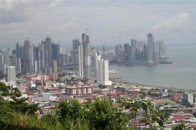 Observing Panama's Intensive Growth