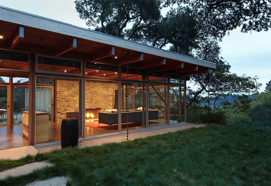 Pfau Starr Residence Architect: Pfau Long Architecture Location: San Anselmo, California