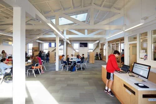 Learning Commons as an Extension of the Classroom