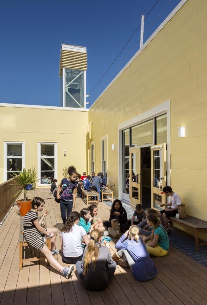 San Francisco Friends School Pfau Long Architecture